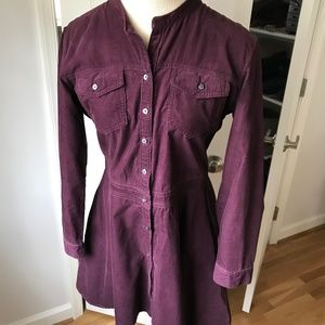 Corduroy dress, GAP size 12